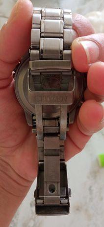 Relógio Citizen eco drive Titanium
