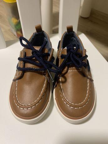 Взуття для хлопчика, туфлі, макасіни прімарк