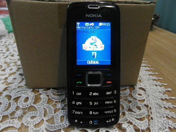 Nokia 3110 Classic - czarna