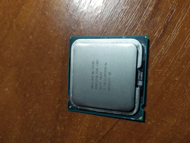 Процессор pentium dual core 2.7
