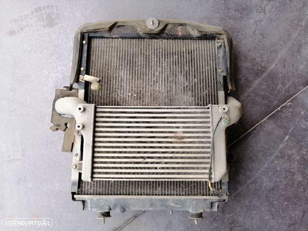 Radiador Intercooler mitsubishi canter 3.0 did fe534