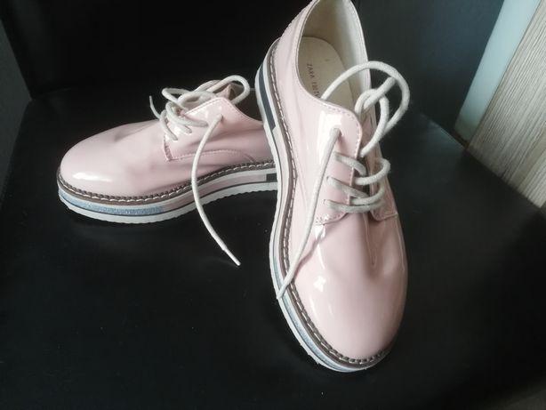 Buty Zara dla panienki.