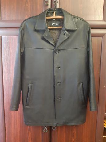 Продаётся мужская кожаная куртка