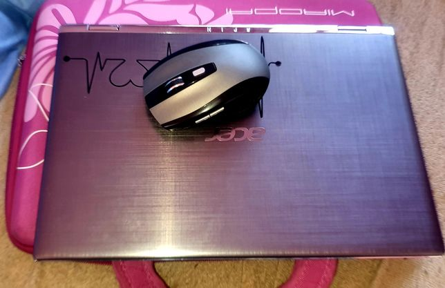 Acer spin 1 laptop 8 tablet 2w1, pióro, metalowa obudowa, Windows 10,