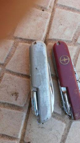 2 canivetes