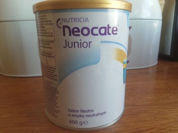Mleko neocate lcp junior 4 sztuki kurier w cenie