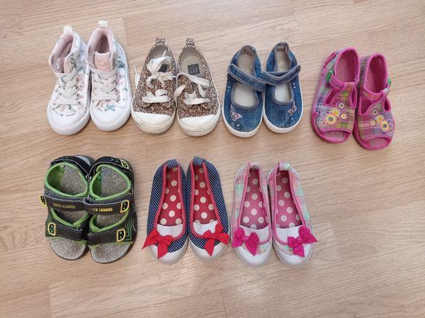 Zestaw butów dla dziewczynki GAP , H&M, Befado