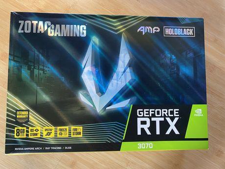 Karta graficzna grforce rtx 3070 zotac gaming