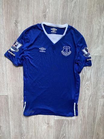 Everton футболка фирменная на подростка футбольная