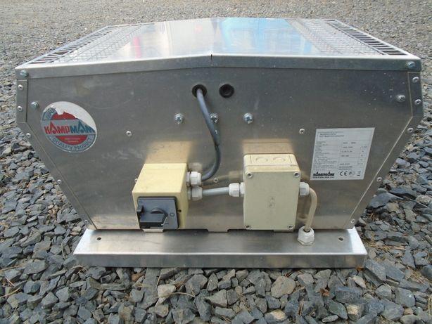 wentylator przemysłowy dachowy