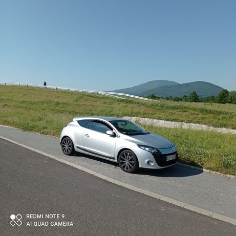 Renault Megane III coupe 2.0 tce