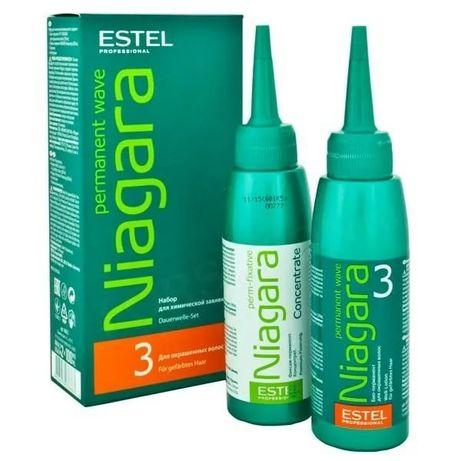 Набор для химической завивки(химии) Estel Niagara 3