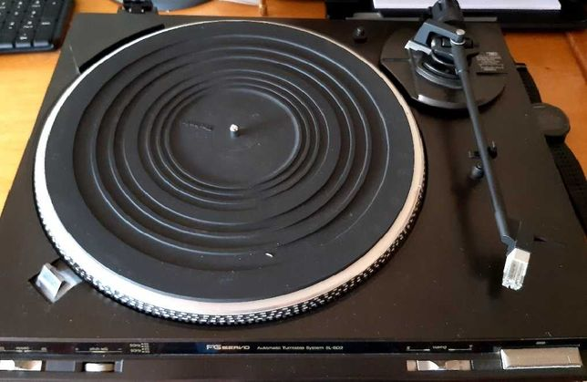 Gira discos Technics SL-BD2