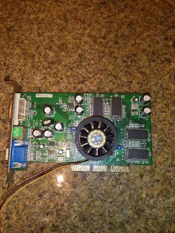 placas graficas AGP e PCI