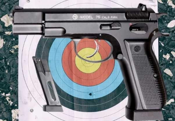 Pistolas CO2 Profissionais Desportivas Airsoft Novas De Fábrica 2/2