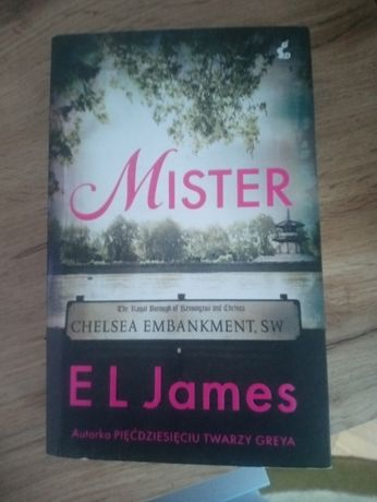 Mister E.L.James
