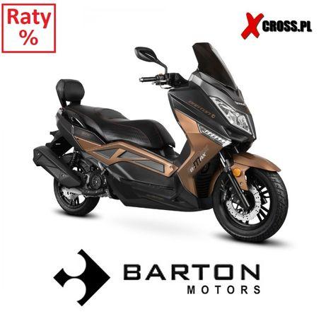 Maxi Skuter Barton B-MAX 125 LED Raty Dostawa