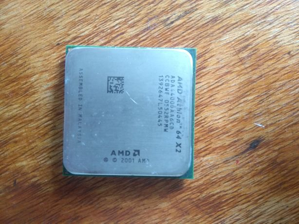 Athlon 64 x2 socket 939