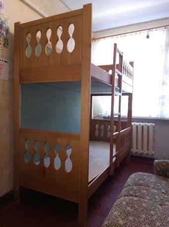 Кровать двухъярусная двухярусная