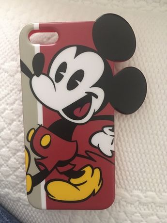 Capa IPhone SE Disney