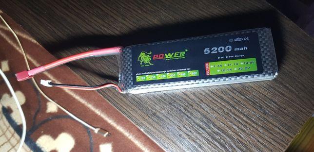 аккумулятор li-Po 7.4v 2s 5200 mah