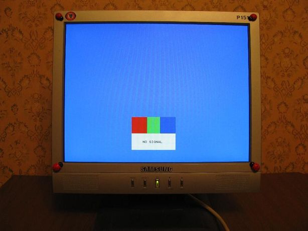 Монитор LCD и Samsung Sync Master 997mb