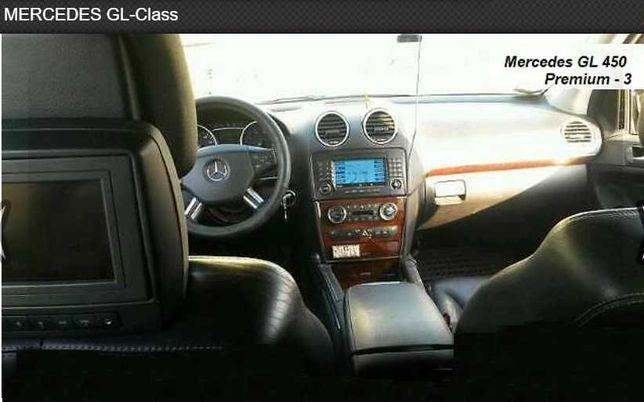"Mercedes GL 450 ухожен - Газ ""BRC""/ Бензин"