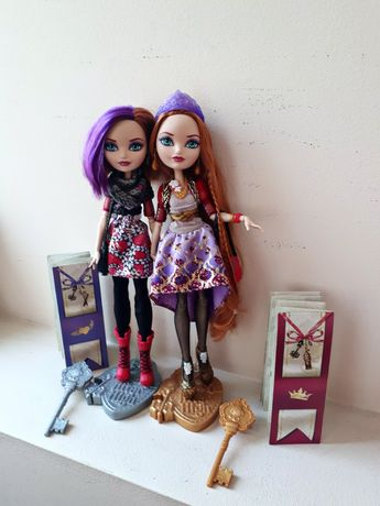 Куклы  Холли и Поппи О'Хэйр Ever After High Базовые