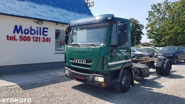 Iveco Eurocargo  EEV 120EL18 rama automat Lublin