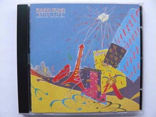 cd The Rolling Stones - Still Life 1998 Virgin UK/EU