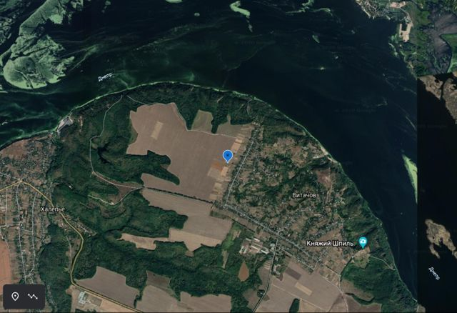 Продаю земельный участок 18 соток в селе Витачив