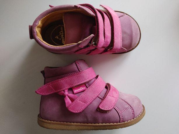 trzewiki Vibram ortopedyczne buty Aurelka 24