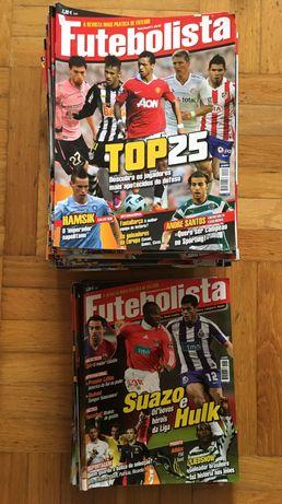 Revista de Futebol: Futebolista