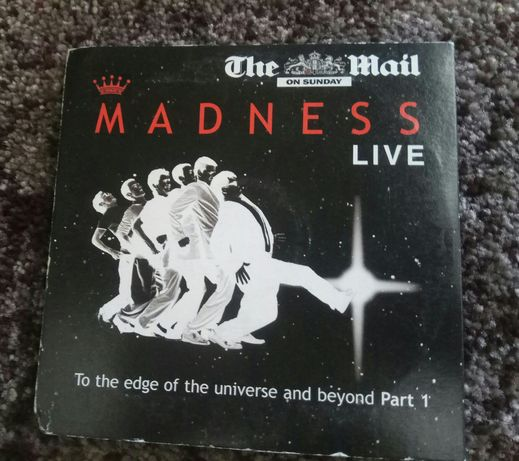 Madness Live - To The Edge of the Universe and Beyond płyta