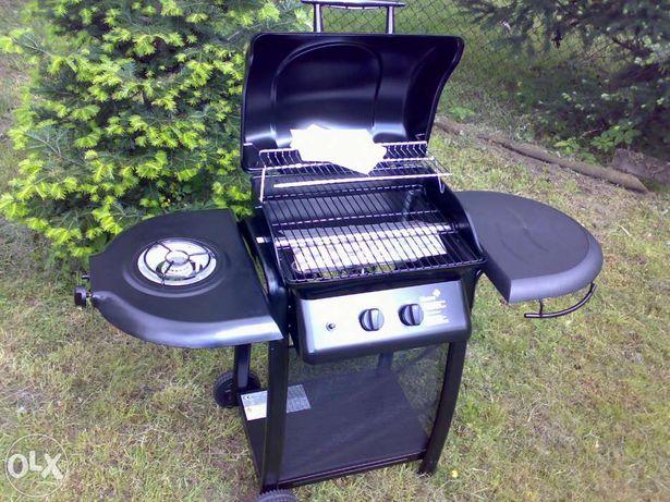 grill gazowy Nowy 3 palnikowy 8KW propan butan grill Promocja :) 25zł