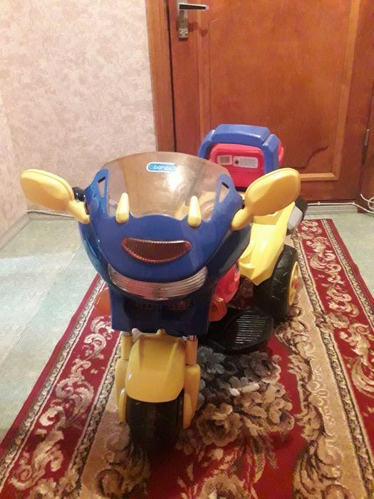 Продам мотоцикл на аккумуляторе Харків - зображення 1