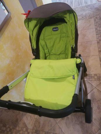 Wózek 2w1 CHICCO Urban seledyn plus adapter do wózka