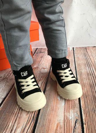 Ботинки, ботиночки, ботинки осенние, ботинки демисезонные, тёплые