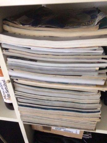 Lote de revistas de surf surf Europe/fluir, etc