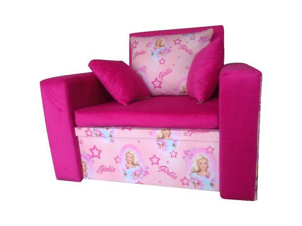 sofa 1-os z funkcją spania łóżko amerykanka fotel rozkładany / DOSTAWA