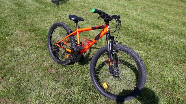 Rower BTwin 24 całe Rockrider 500