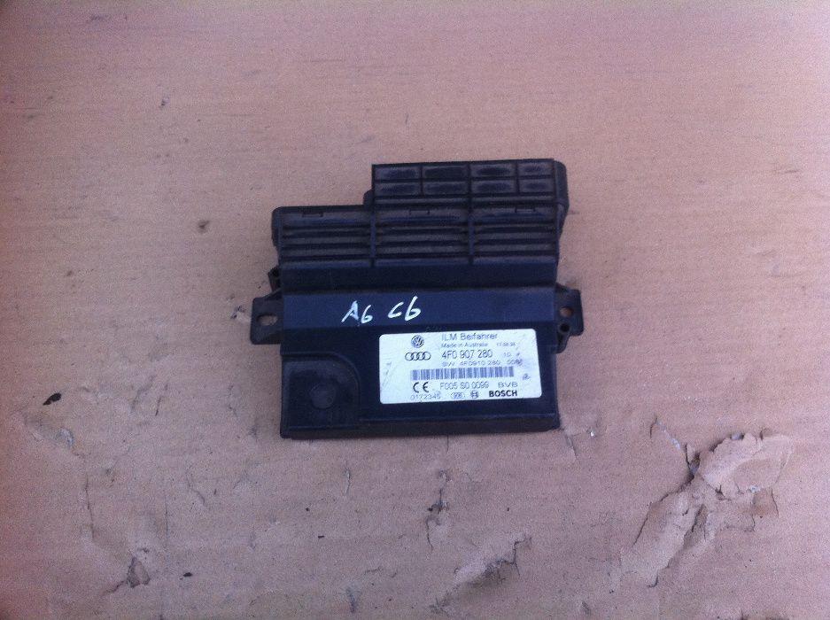 Moduł sterownik mocy instalacji Audi A6 C6 Q7 4F0.907.280