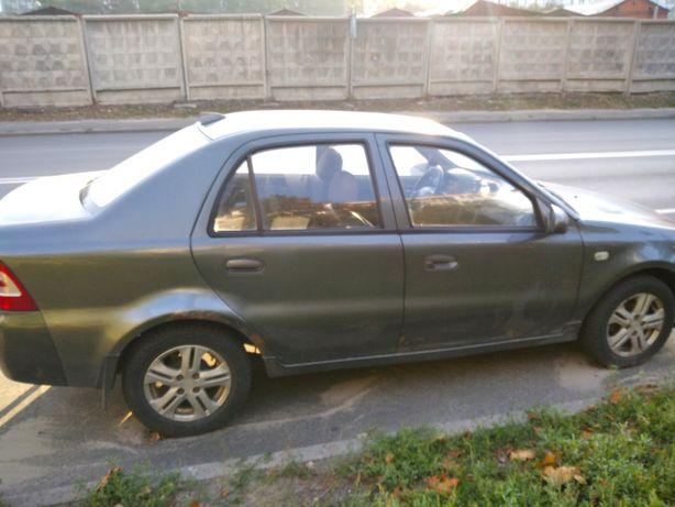 Продам своё авто на ходу. Geele CK 2 2013 года