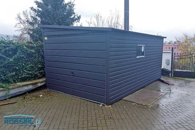 Schowek 3x5, garaż premium od producenta, HIT!