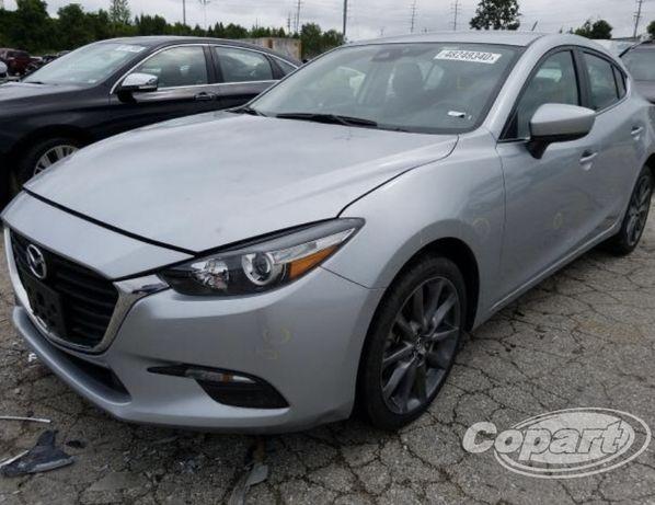 Mazda 3 bm 2018 розборка разборка шрот запчасть б/у