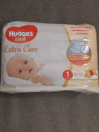 Подгузники Huggies 1, 2-5 кг