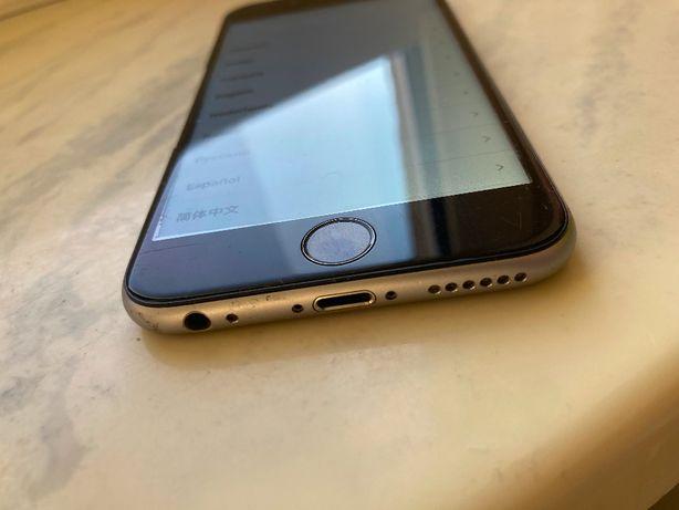 Iphone 6S 64GB szary - lekko uszkodzony