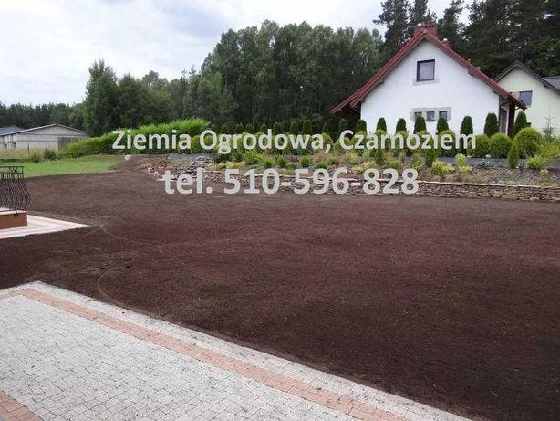 Ziemia do ogrodu, Humus , Czarnoziem, Piasek - Łódź i okolice