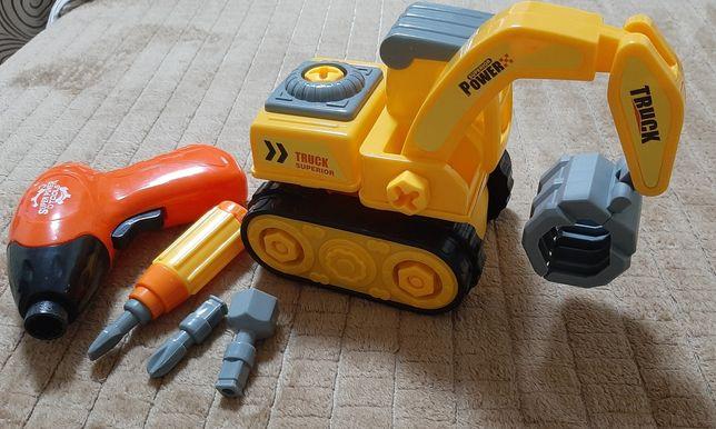 Трактор-конструктор