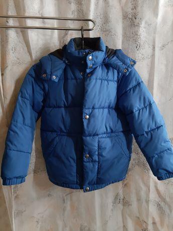 Куртка зимняя мальчику gap